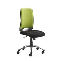 Mayer Sitzmöbel Spirit ohne Armlehnen schwarz / grün