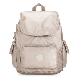 Kipling Basic Plus City Rucksack 30 cm metallic glow