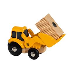 BRIO® Spielzeug-Eisenbahn Frontlader mit Magnetladung