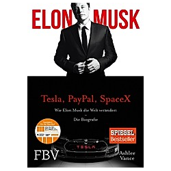 Elon Musk. Ashlee Vance  Elon Musk  - Buch