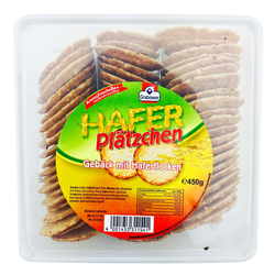 Grabower Hafer Plätzchen,450g