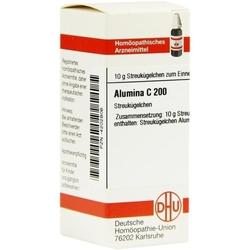 ALUMINA C 200 Globuli 10 g