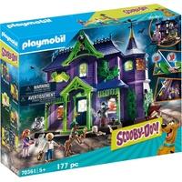 Playmobil SCOOBY-DOO! Abenteuer im Geisterhaus