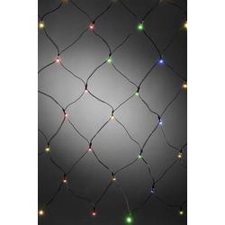 Konstsmide Lichternetz Außen Batteriebetrieben 40 LED