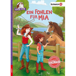 Schleich Horse Club Ein Fohlen für Mia