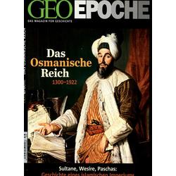 GEO Epoche Das Osmanische Reich als Buch von