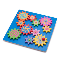 New Classic Toys Zahnradpuzzle