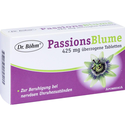 DR.Böhm Passionsblume 425 mg Dragees
