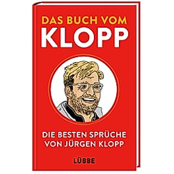 Das Buch vom Klopp. Jürgen Klopp  Giles Elliott  - Buch