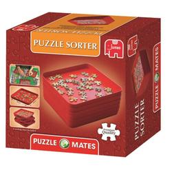 Jumbo Spiele Puzzle JUMBO 17953 Puzzle-Sortier Schalen, Puzzleteile