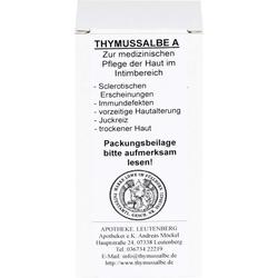 THYMUSSALBE A 50 ml