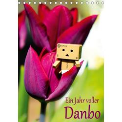 Ein Jahr voller Danbo (Tischkalender 2021 DIN A5 hoch)