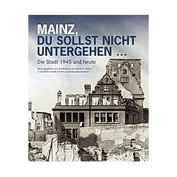 Mainz  du sollst nicht untergehen... - Buch