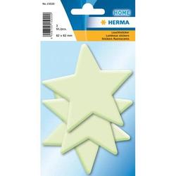 Sticker Leuchtsticker Sterne VE=3 Stück