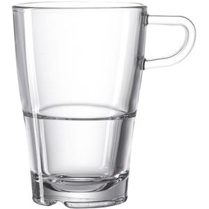 Leonardo Senso Latte Macchiato Cup, Coffee Cup, Coffee Cup, Glass, 230 ml, 24014