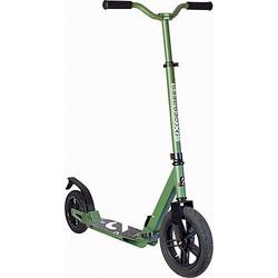 Aluminium Scooter All Terrain schwarz/grün