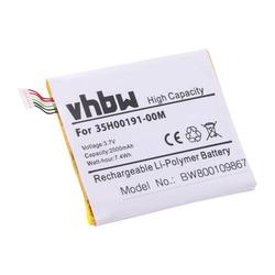 vhbw Akku passend für Gericom 8089, 8089P, 8389, 8889 Laptop Notebook - (Li-Ion, 6600mAh, 10.8V, 71.28Wh, schwarz)