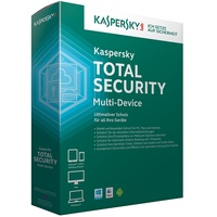 Kaspersky Lab Total Security 2019 UPG 3 Geräte PKC DE Win Mac Android iOS