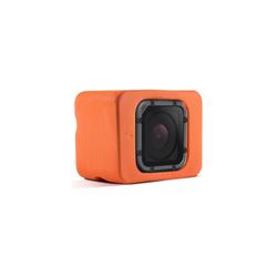 Schwimmendes Schwamm-Gehäuse für die Go Pro Hero 5 KSIX Orange