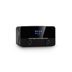 "Auna Connect 150 SE 2.1-Internetradio DAB/DAB+/PLL-UKW Spotify BT 2,8"" TFT-Display schwarz Internet-Radio (Internetradio, Digitalradio (DAB), UKW mit RDS, 28 W, Bluetooth, mit Bluetooth, 2.1 System mit FM/DAB+, WLAN, Bluetooth)"
