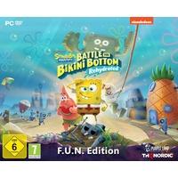 SpongeBob: Battle for Bikini Bottom - Rehydrated - F.U.N. Edition (USK) (PC)