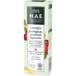 N.A.E. Energia Feuchtigkeitsspendende Tagescreme Naturkosmetik 50ml