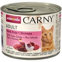 Animonda Carny Adult Rind mit Huhn/Lamm/Herz 12 x 200 g