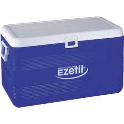 Ezetil XXL 3-DAYS ICE EZ 70 Kühlbox Passiv Blau, Weiß, Grau 70l