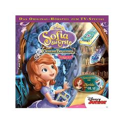 Walt Disney - Folge 13: Die geheime Bibliothek 1+2 (CD)