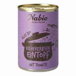 Kichererbsen Eintopf BIO 400g - Nabio