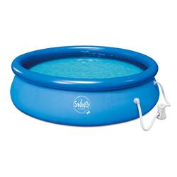 Quick UP Pool - Set 3,05 x 0,76 cm rund, mit Kartuschenfilterpumpe 12 V