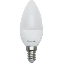 LM LED Varilux Step. DIM. C37 5W-470lm-E14/827