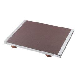 Stahl-Abziehplatte