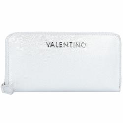 Valentino Bags Divina Geldbörse 19 cm argento