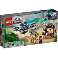 Lego Jurassic World Dilophosaurus auf der Flucht (75934)