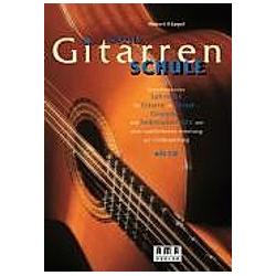 Käppels Gitarrenschule  m. CD-Audio. Hubert Käppel  - Buch