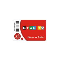 ETUS TV Abo Verlängerung für 24 Monate Laufzeit