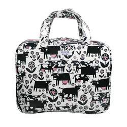 Wicked Sista Wicked Sista WS Moo Cow Large Hold All Bag