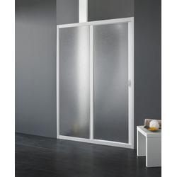 Dusch-Schiebetür Maestro Due, 90x185: cm, Acrylglas, BxH: 90 x 185 cm