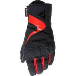Dainese Nebula, Handschuhe Damen Gore-Tex - Schwarz/Rot - M