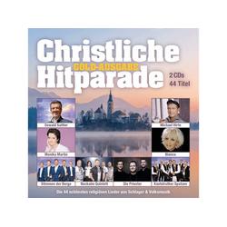 VARIOUS - Christliche Hitparade (Gold Ausgabe) (CD)