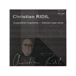 Jasmin Neubauer, Paul Hübner, Valentine Collet - Ausgewählte Orgelwerke (CD)