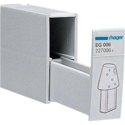 Hager Aufbewahrungsfach EG006