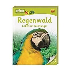 Regenwald / memo Kids Bd.17 - Buch