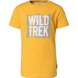 Trespass T-Shirt T-Shirt ZEALOUS für Jungen gelb 98/104