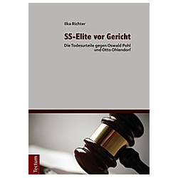 SS-Elite vor Gericht. Ilka Richter  - Buch