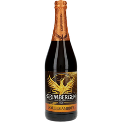 Grimbergen Double Ambrée 6,5% 0,75 ltr.