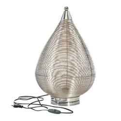 locker Tischleuchte Cone, LED- oder Halogenleuchtmittel