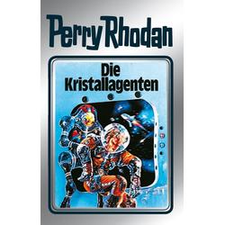 Perry Rhodan 34: Die Kristallagenten (Silberband): eBook von H. G. Ewers/ Kurt Mahr/ William Voltz/ K. H. Scheer