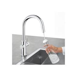 Grohe Küchenarmatur Blue Home C-Auslauf Starter Kit